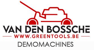Demo Machines - Van den Bossche Tuinmachines - Kampenhout